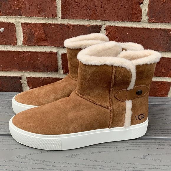 UGG Shoes | New Priya Plush Sneaker